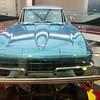 Top spinning Corvette - 1966