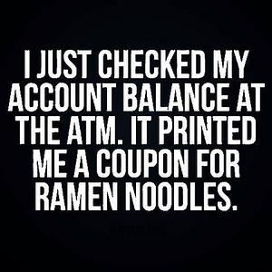 atm noodles