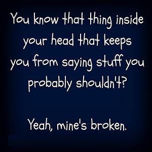broken thing