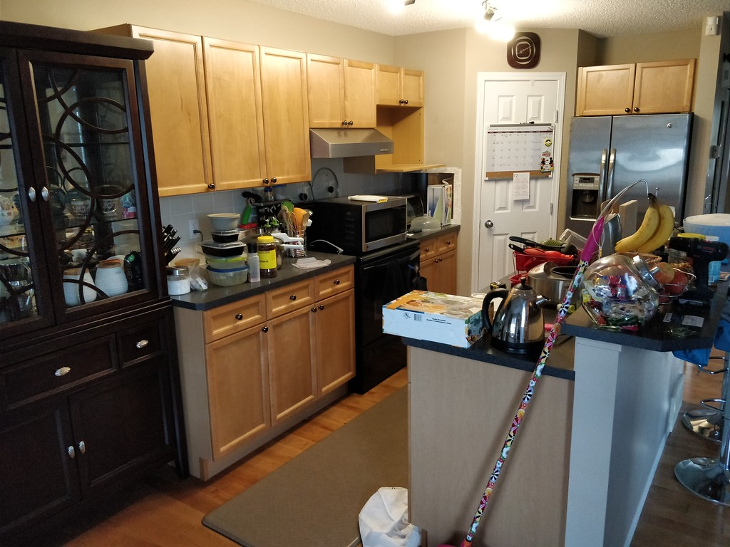 Custom Kitchen Cabinet Vs Ikea Diy Kitchen Design Redflagdeals