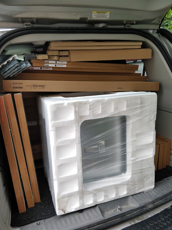Has anyone done an IKEA kitchen? Contractor? - RedFlagDeals ...