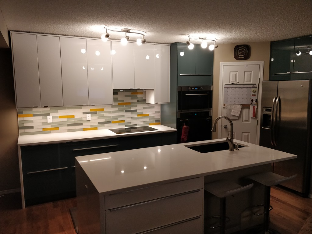 Ikea Sektion Kitchen Review 1 Year Later Dahlias And Dimes