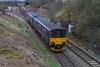 22nd Mar 2018:  150130 is, I believe, one of the only two 150s that are still on the books of the GWR.  Pictured here at Hawkridge Junction as it works to Frome with 2C18 the 12.42 from Gloucester