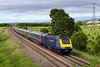 16th Jun 2018:  Soon to be a thing of the past are HSTs on the GWR main line to the west.  Nearing Clink Road Junction in Frome is 43078 on the front of 1C92 the 18.03 Paddington to Penzance.  None of the cows were remotely interested