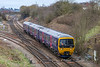 22nd Mar 2018:  166203 at Hawkeridge Junction as it works 2D17 the 14.38 Westbury to Bristol Parkway.  These Ex Thames Valley units are now becoming common.