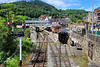 9th Jun 2021:  Llangollen ststion, unfortunately not open on this day