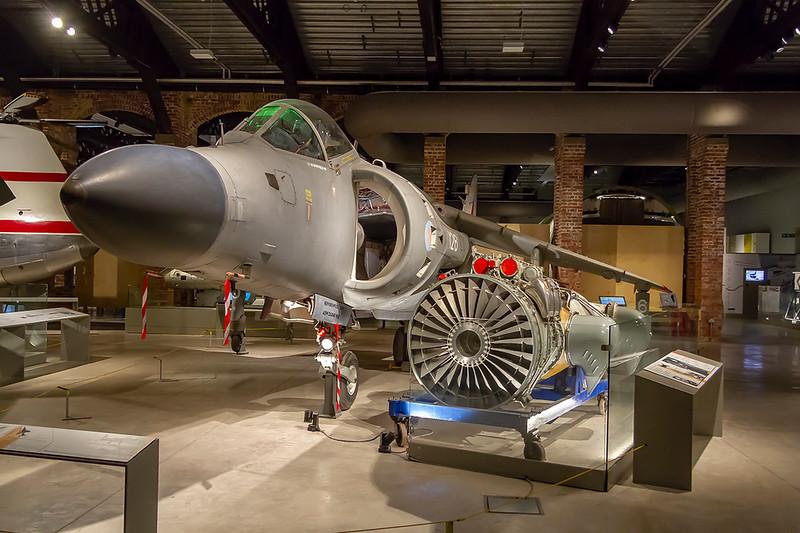13th Nov 2018:  Royal Navy Sea Harrier