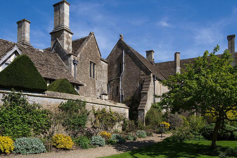 9th Apr 2017:  Chalfield Manor