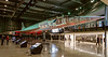 13th Nov 2018:  With some of thegraphics that can be projected onto the fuselage the last ever Concorde to fly stands in the main hall.