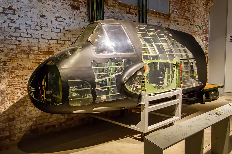 13th Nov 2018: Bristol Beaufighter fuselage