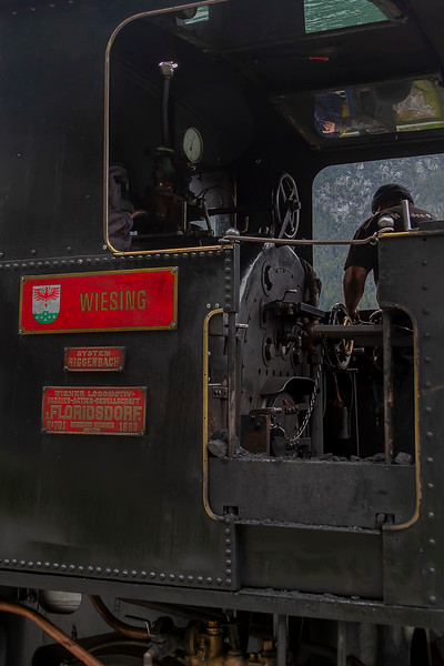 26th May 2019:  Theodor Cab Detail