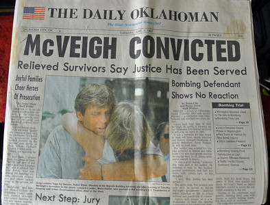 McVeigh Convicted!