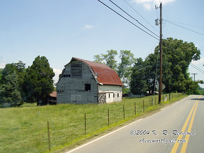 Barn in Karns, Tennessee