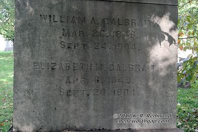 Elizabeth & William Galbraith