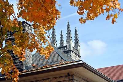 Spires: St. John Lutheran Church, Knoxville, TN