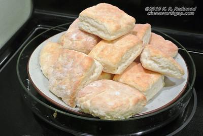 Rectangular Biscuits