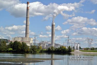 Bull Run Fossil Fuel Plant