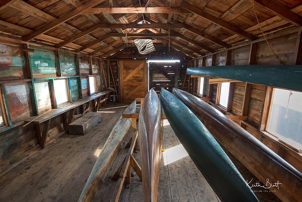 Newman Boathouse