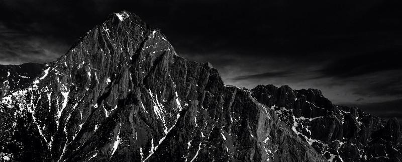 Mountains, Peter Loughheed Provincial Park, Kananaskis, AB