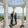 engagement in gazebo in Duluth