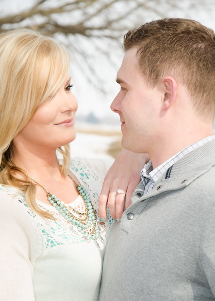 Vance and Sarah Engagement Session