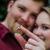 look at my engagement ring photo