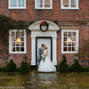 winter wedding at Blakelands country house.