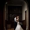 winter wedding at hampton manor hotel.