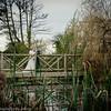 winter wedding at Wootton Park.