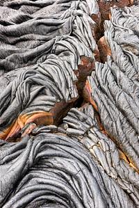 Lava ropes