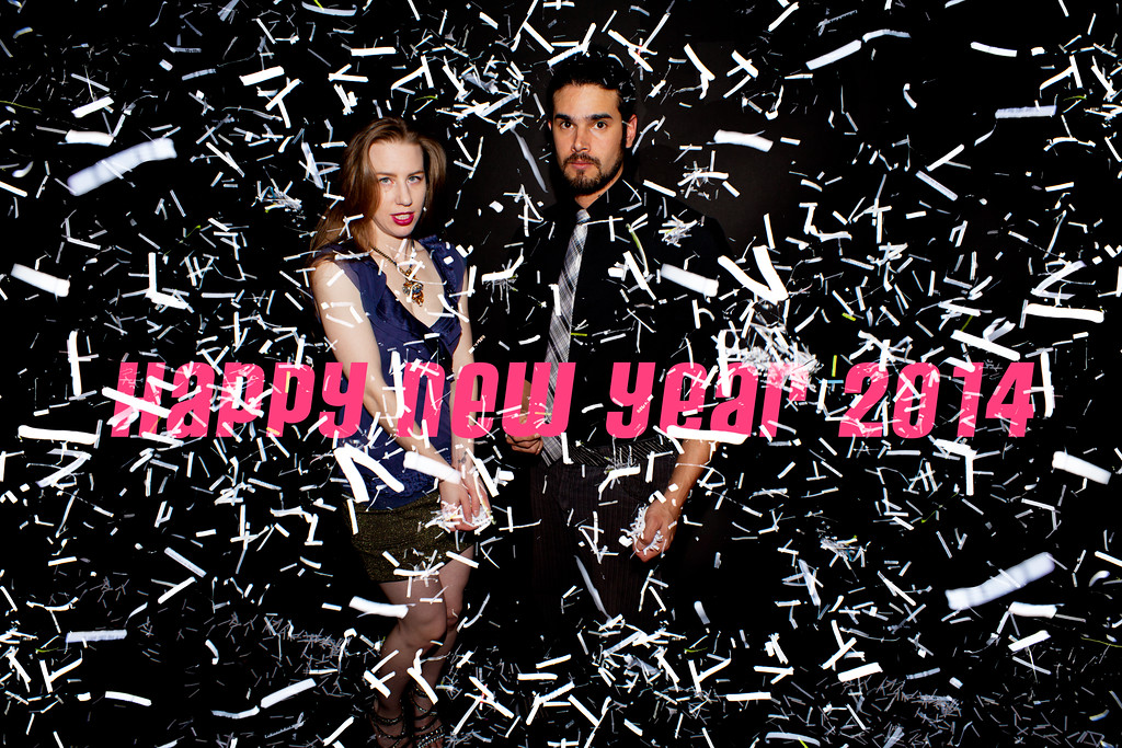 New year sesh 2014