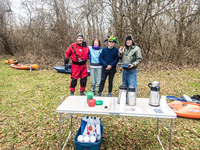 New Years Day 2017 Cincypaddlers