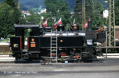 1991-08-19, Zillertalbahn (A)