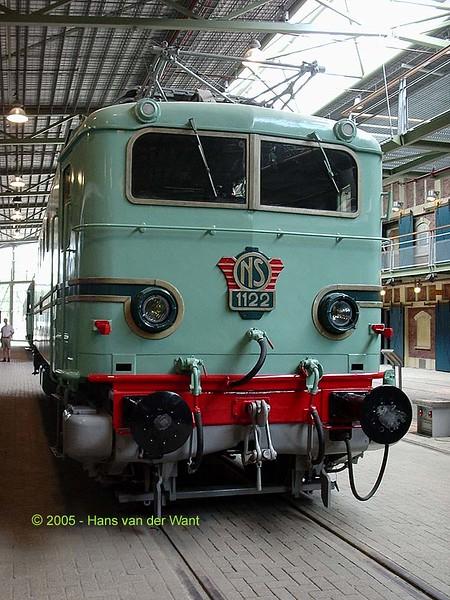2005-07-19, Het Spoorwegmuseum, Utrecht (NL)