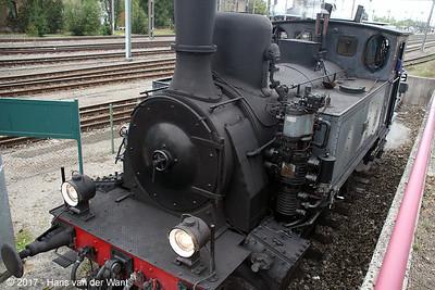"""""""Train 1900""""  Pétange (L), (10 sept 2017)."""
