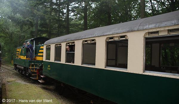 """Train 1900"" between Fond de Gras en Pétange (L), (10 sept 2017)."