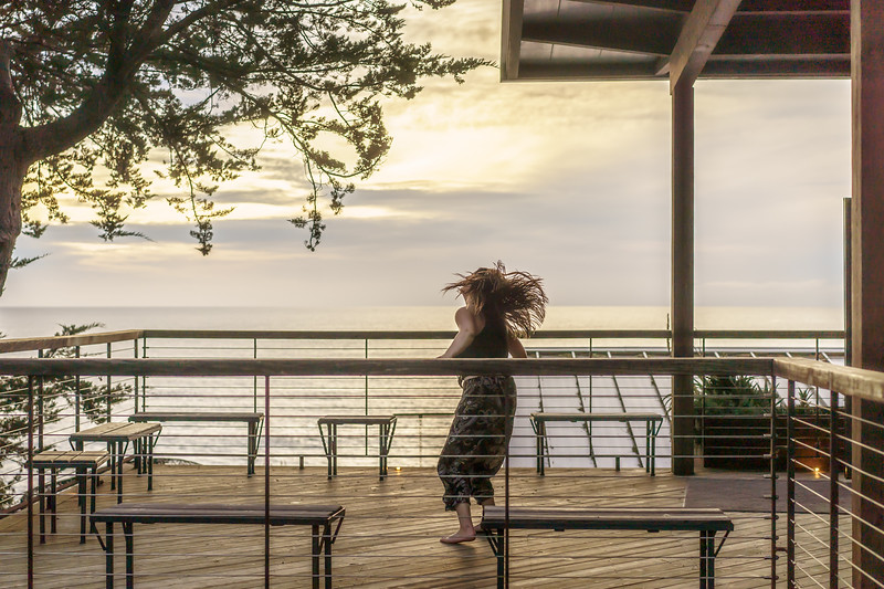 Esalen Sunset Dance