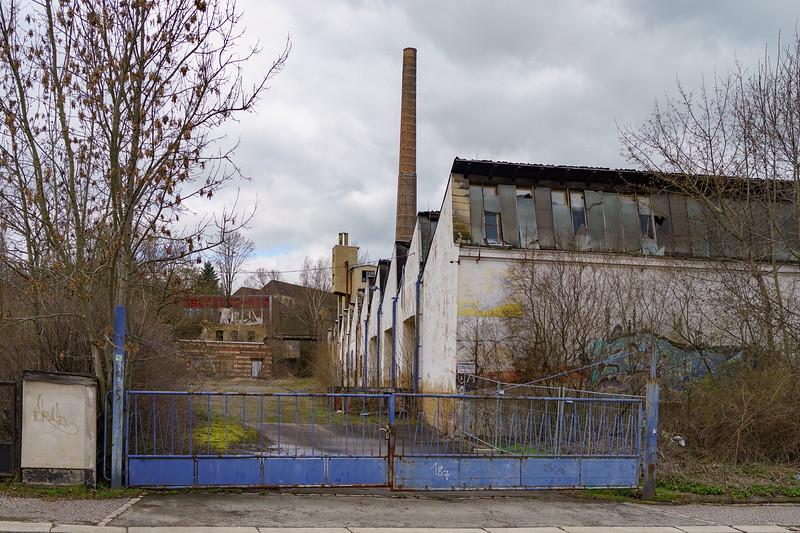 Rosa-Luxemburg-Strasse, Meerane