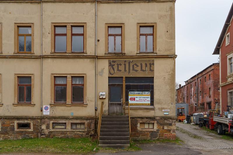 Zwickauer Strasse, Chemnitz