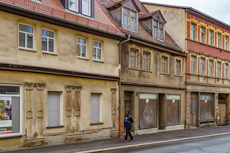 Kalkstrasse, Zeitz