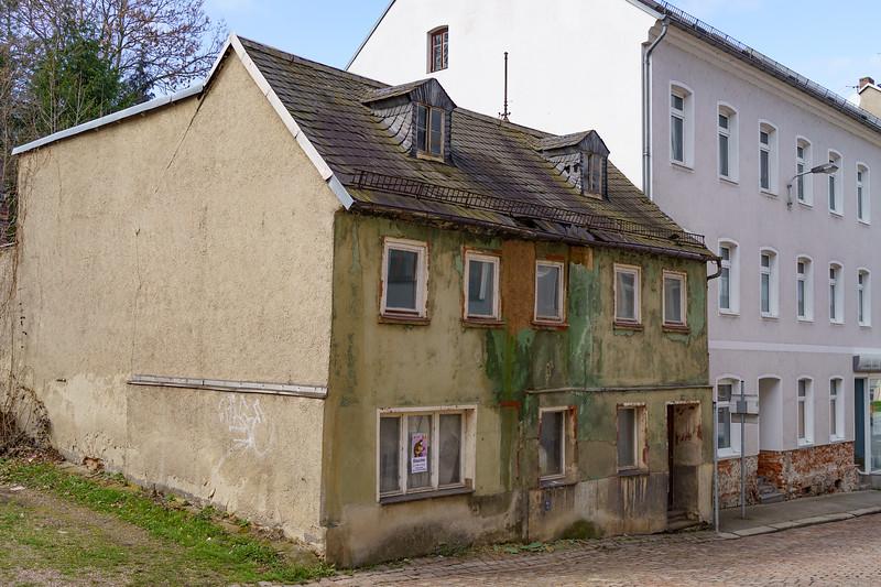 Leipziger Strasse, Glauchau