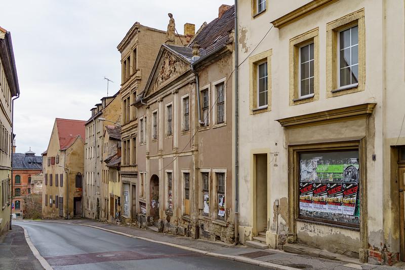 Rahnestrasse, Zeitz