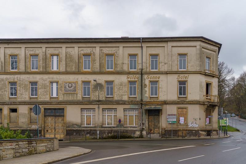 Freiligrathstraße 1, Zeitz