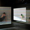 "Video installation ""Perception Unfolds"" - Deborah Hay - Tanz im August, Berlin"
