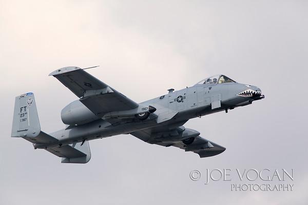 A-10 Thunderbolt II, Jacksonville Naval Air Station Air show, Florida