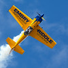 Embry-Riddle Eagle 580 Aerobatic Stunt Plane, Jacksonville Naval Air Station Air Show, Florida