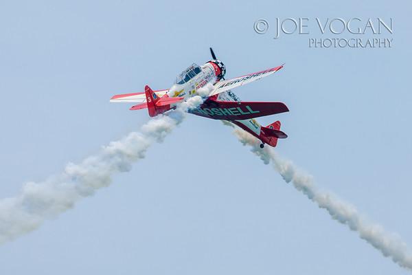 Aeroshell Aerobatic Team, Pensacola Beach Airshow, Florida