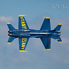 U.S. Navy Blue Angels, Jacksonville Beach, Florida