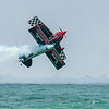 Skip Stewart Pilot, Biplane, Pensacola Beach Airshow, Florida