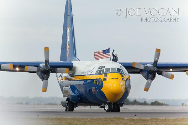 U.S. Navy Blue Angels Flight Demonstration Team, Jacksonville Naval Air Station, Florida